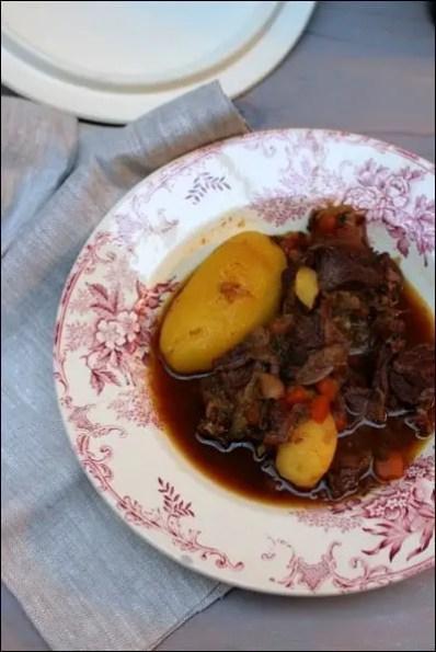 irish stew au bœuf