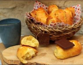 pains au lait de Christophe Felder
