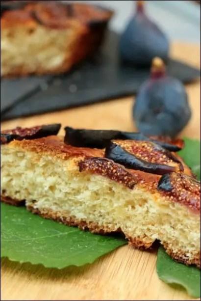 tarte briochée figues
