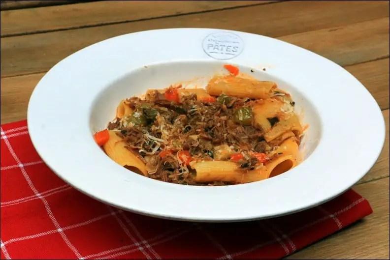 sauce ragu italienne confit canard