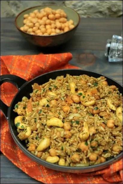 riz aux épices