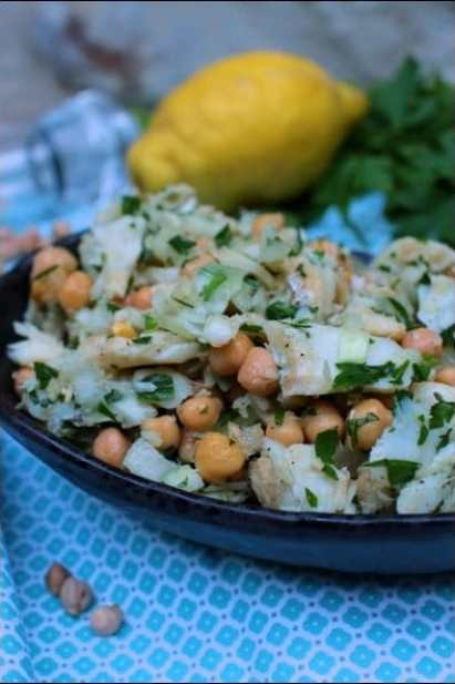 salade morue portugaise