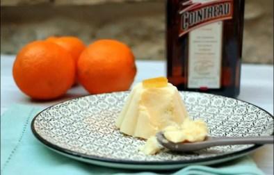 soufflés glacés au cointreau sans lactose