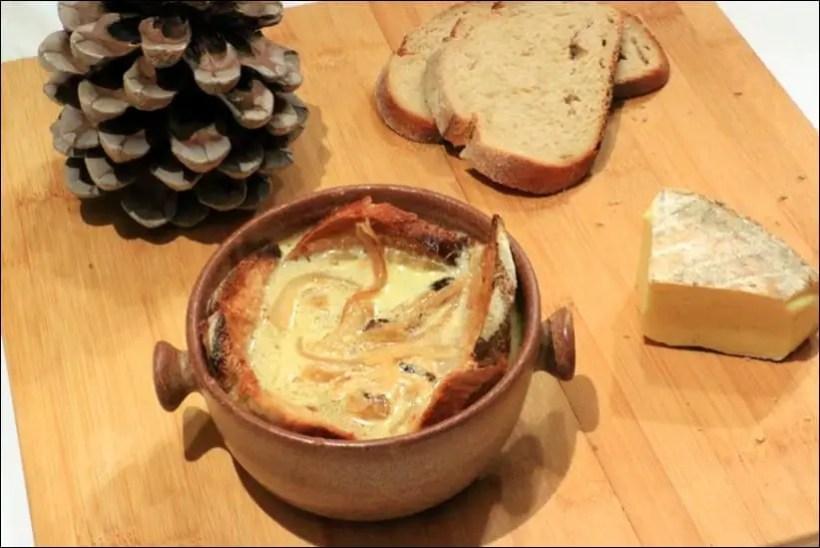 recette soupe auvergnate traditionnelle