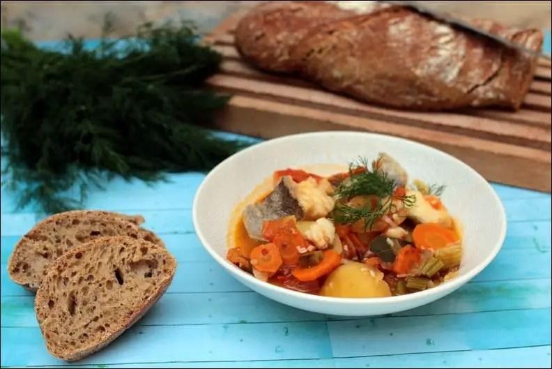 soupe poisson cabillaud