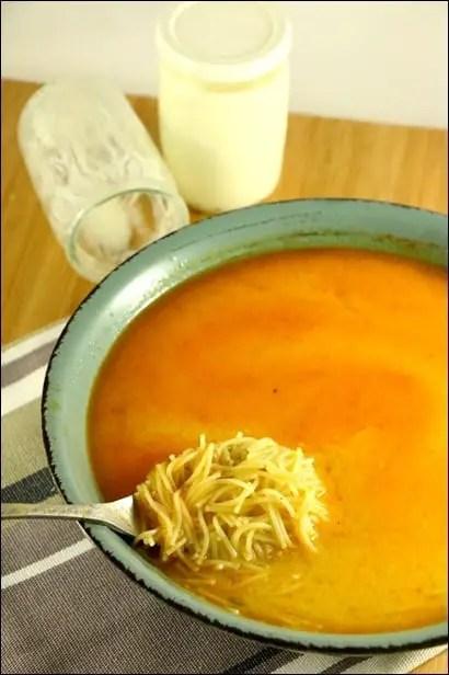 Soupe-poulet-turque-vermicelles (8)