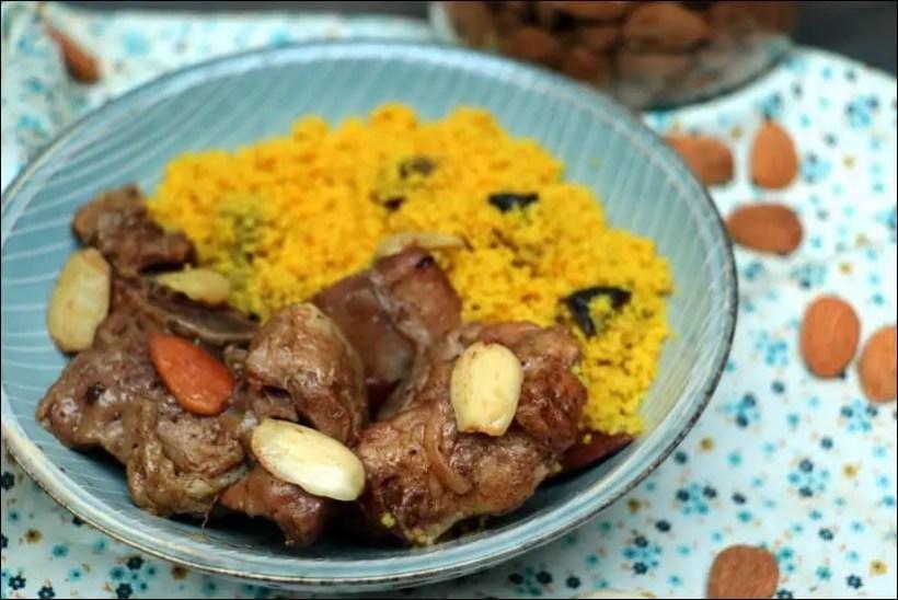 tajine de dinde marocaine