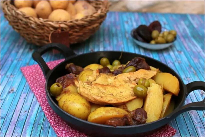 tajine express de dinde aux abricots moelleux