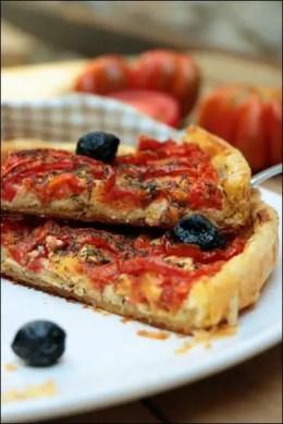 tarte tomate amande ottolenghi