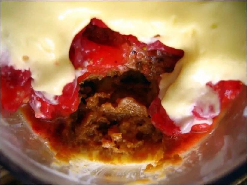 tiramisu fraises speculoos mascarpone