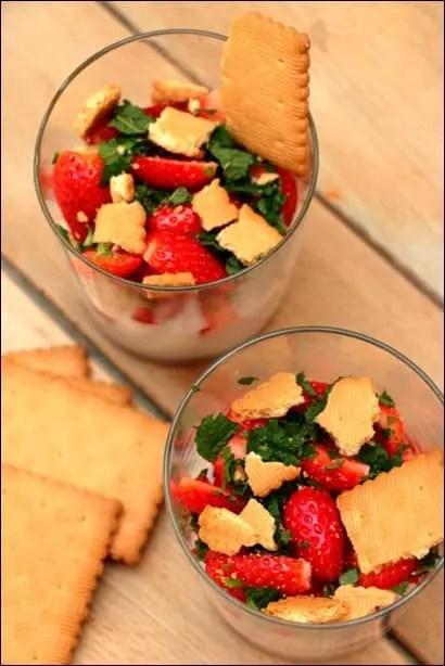 fraise et coco