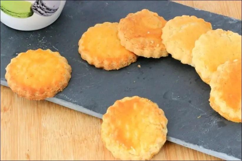 galettes bretonnes sablés