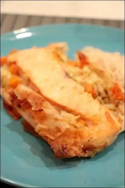 papillotes saumon feuille de brick