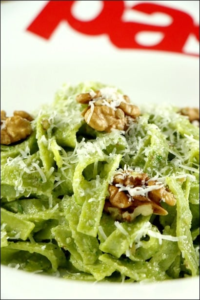 pates pesto original
