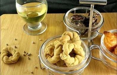pebradous biscuits apéritifs au poivre