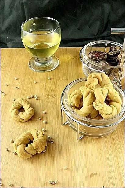 biscuits au poivre de limoux