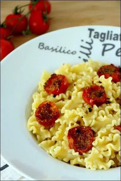 pates tomates basilic ail