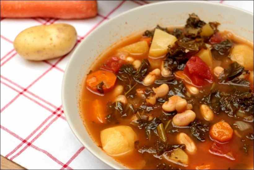 ribollita soupe toscane