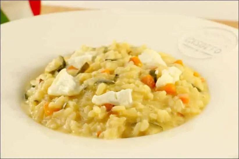 recette risotto legumes vin blanc