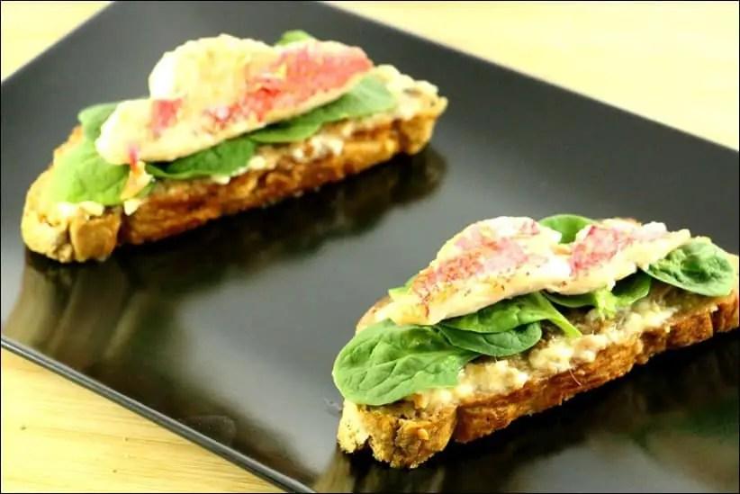 pan con tomata Lionel Giraud