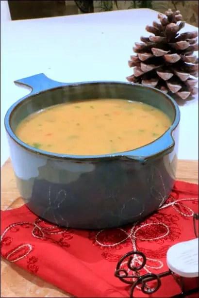 soupe de fenouil et pomme de terre