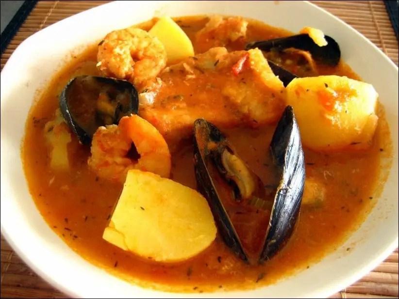 soupe poisson congre