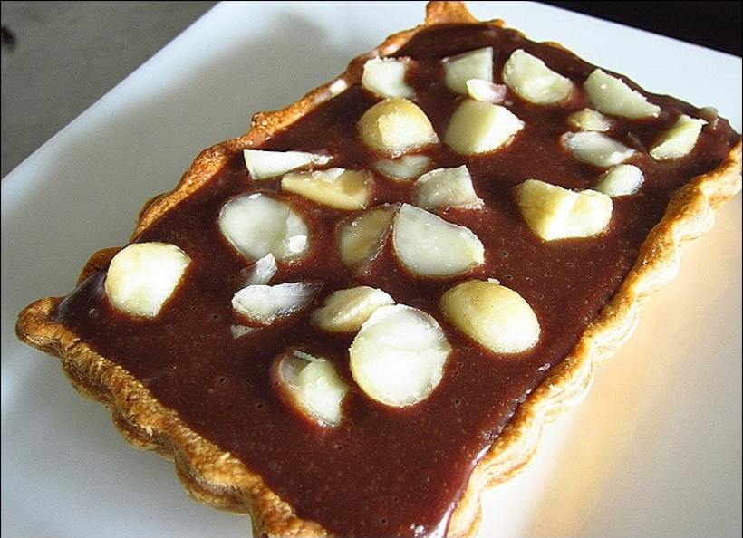 gateau chocolat gingembre en poudre