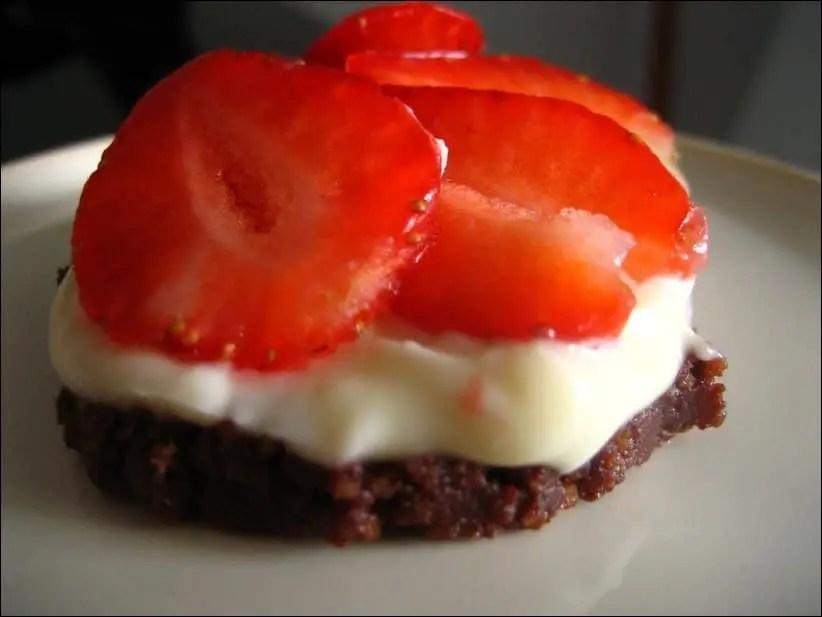 tartelettes fraises mascarpone