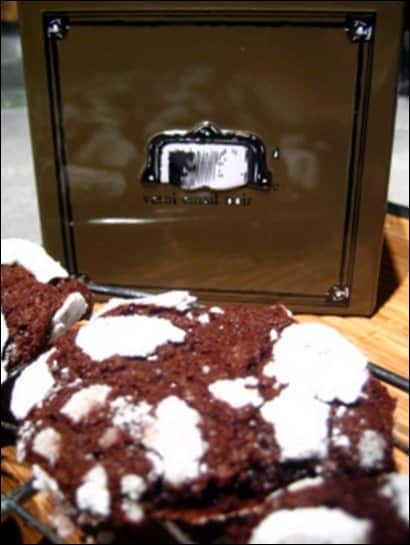 craquelés au chocolat martha stewart