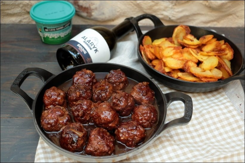 recette boulet liégeois sauce lapin