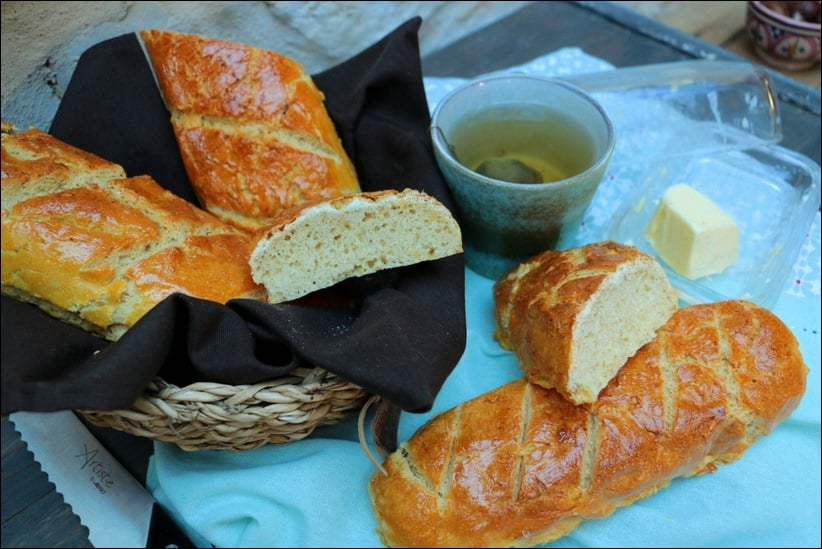 pain viennois d'Eric Kayser