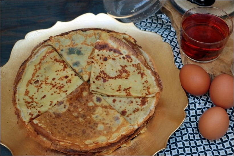 pâte à crêpes michalak