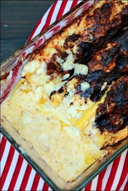 lasagne fromage bleu