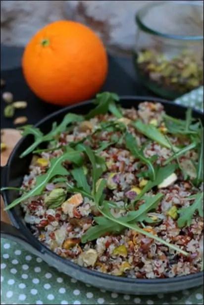 riz au quinoa