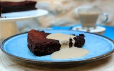 moelleux au chocolat de Yotam Ottolenghi