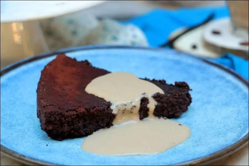 moelleux chocolat gateau