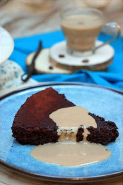 moelleux chocolat ou fondant