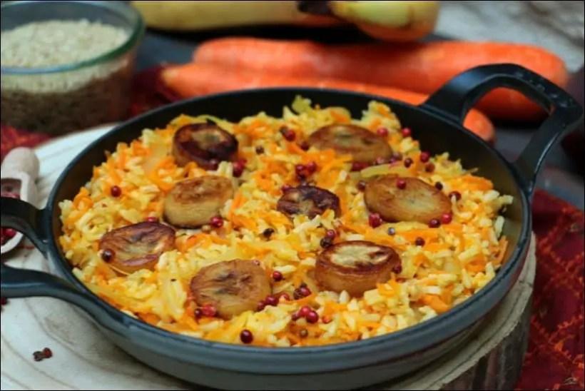 poelee riz legumes