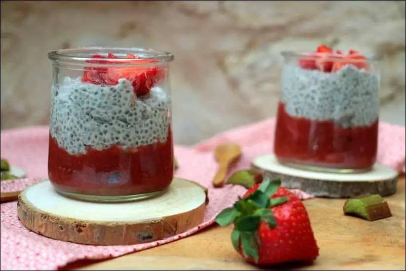 chia pudding fraiche healthy