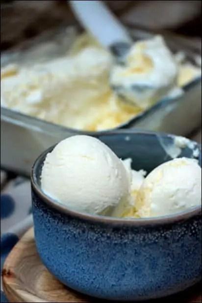 glace yaourt grec