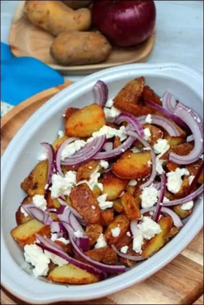 pommes de terre sautées bien croustillantes