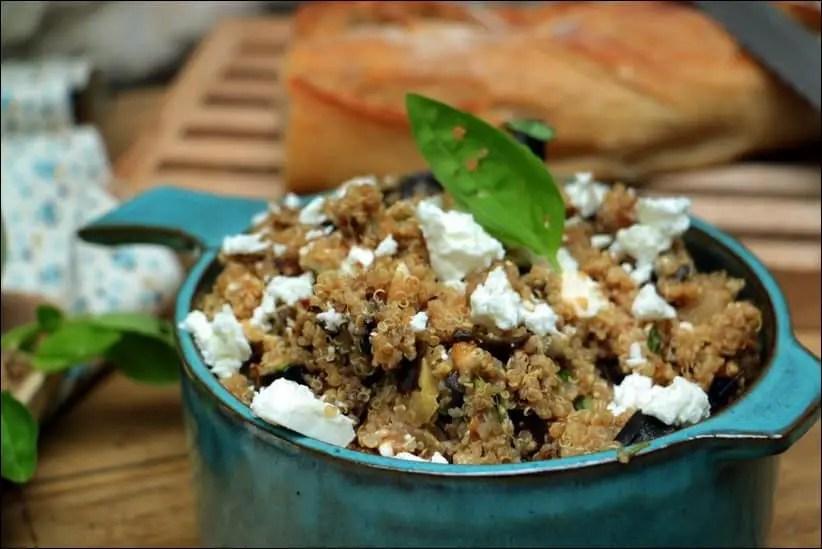 salade quinoa light