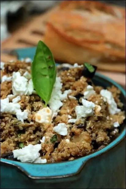 salade quinoa ete