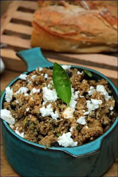 salade quinoa diet