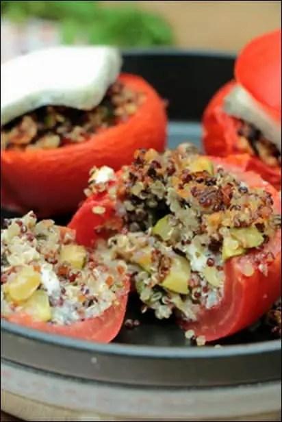 tomates farcies sans porc