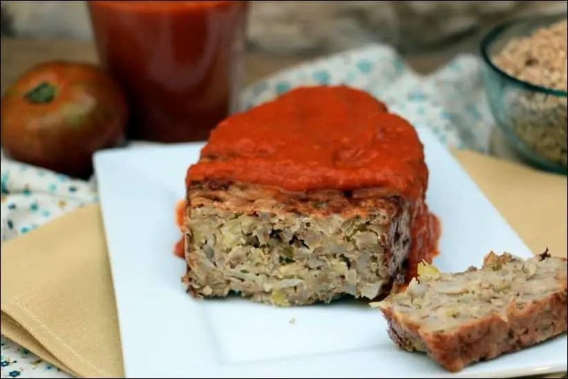 terrine végétarienne sauce tomate