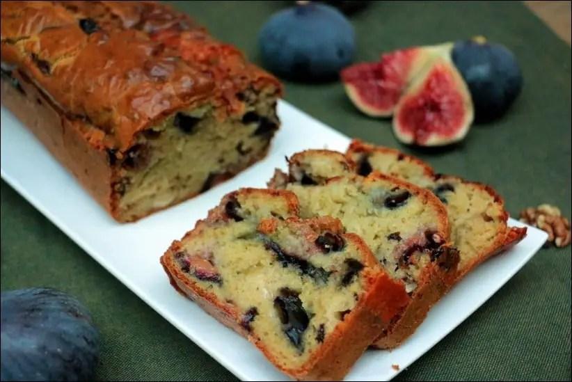 cake figues roquefort