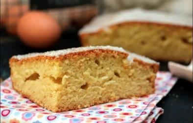 gâteau extra-moelleux à la fleur d'oranger