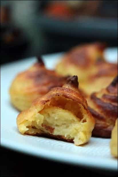 pommes dauphines maison