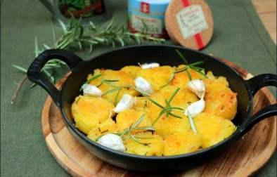 pommes de terre rôties parfaites de Jamie Oliver